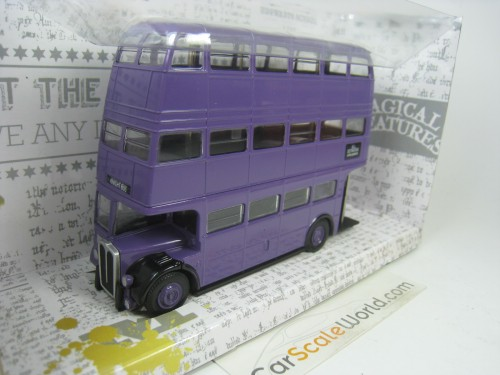HARRY POTTER KNIGHT BUS 1/76 CORGI