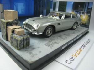 Aston Martin DB5 Modelo a Escala De Norev Escala 1:43 De Die-Cast Metal