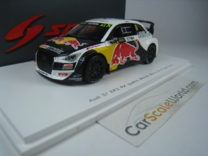 AUDI S1 EKS RX QUATTRO WINNER WORLD RX OF SPAIN 20
