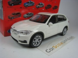 BMW X5 (F15) 1/39 WELLY (WHITE)