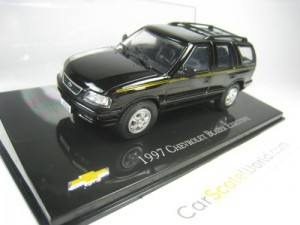 CHEVROLET BLAZER EXECUTIVE 1997 1/43 IXO DEAGOSTIN