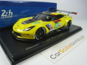 CHEVROLET CORVETTE C7.R #64 CORVETTE RACING GM 24H
