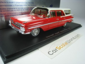 CHEVROLET IMPALA STATION WAGON 1959 1/43 SPARK (RE