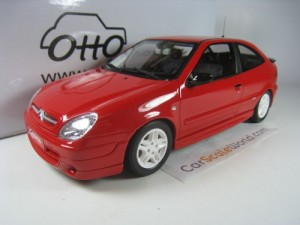 CITROEN XSARA PHASE II SPORT 1/18 OTTO MOBILE (RED