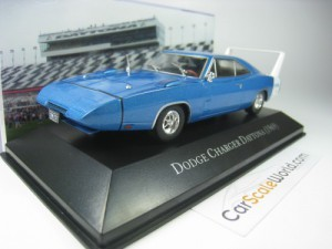 DODGE CHARGER DAYTONA 1969 1/43 IXO ALTAYA (BLUE)