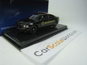 DODGE CHARGER SHERIFF 1/87 RICKO
