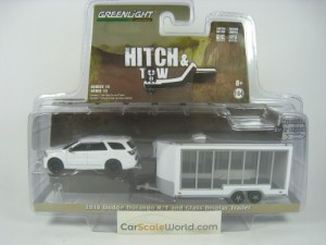 Hitch and Tow Series 15