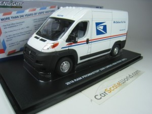 DODGE RAM PROMASTER 2500 CARGO HIGH ROOF USPS 2018