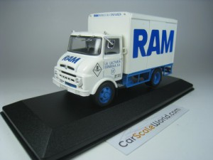 EBRO C450 - RAM 1967 1/43 IXO SALVAT (WITH BLISTER