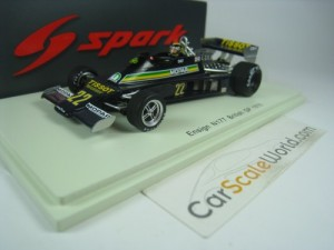 ENSIGN N177 BRITISH GP 1978 DEREK DALY 1/43 SPARK