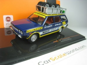 FIAT 131 PANORAMA 1975 ASSITENZA TEAM OLIO FIAT 1/