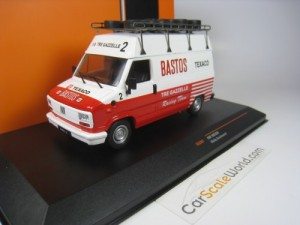 FIAT DUCATO ASSISTANCE TRE GAZZELLE RACING TEAM
