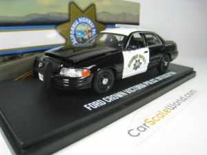 FORD CROWN VICTORIA POLICE CALIFORNIA HIGHWAY PATR