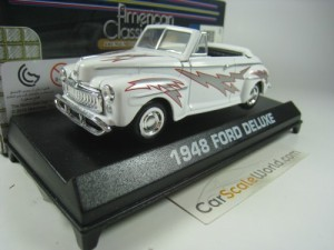 FORD DELUXE 1948 GREASE MOVIE 1/43 MOTORMAX