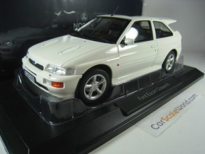 FORD ESCORT RS COSWORTH 1992 1/18 NOREV (WHITE)