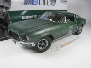 FORD MUSTANG GT 1968 UNRESTORED