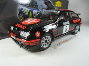 FORD SIERRA RS COSWORTH 1987 RALLY 1000 LAKES A. V