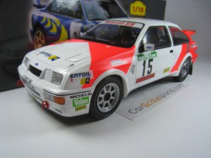 FORD SIERRA RS COSWORTH RALLY PORTUGAL 1987 C. SAI