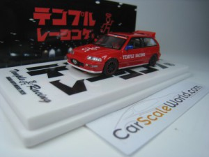 HONDA CIVIC EF9 TEMPLE RACING OSAKA AUTO MESSE 202