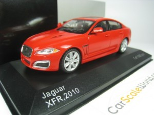 JAGUAR XFR 1/43 WHITEBOX (RED)