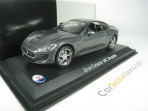 MASERATI GRANTURISMO MC STRADALE 1/43 WHITEBOX (GR