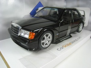 MERCEDES BENZ 190E 2.5 16 EVOLUTION II 1990 1/18 S