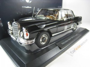 MERCEDES BENZ 280 SE COUPE W108 1969 1/18 NOREV (B