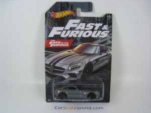 MERCEDES BENZ AMG GT FAST AND FURIOUS THE FATE OF