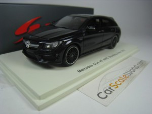 MERCEDES BENZ CLA 45 AMG SHOOTING BRAKE 2015 1/43