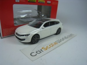PEUGEOT 508 SW 2018 3 INCH NOREV (WHITE)