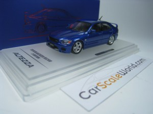 TOYOTA ALTEZZA RS200 Z-EDITION JAPAN SPECIAL EDITI