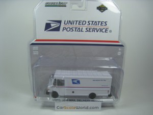 USPS 2019 MAIL DELIVERY VEHICLE 1/64 GREENLIGHT